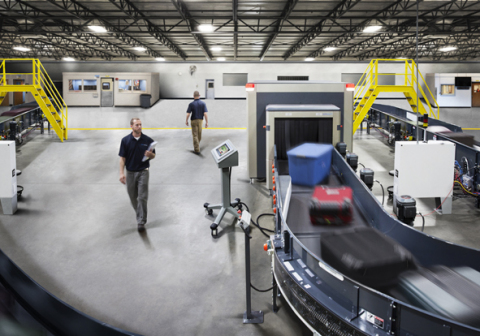 Smiths Detection to supply Heathrow Airport with HI-SCAN 10080 XCT Advance Hold Baggage Screeners (Photo: Business Wire)