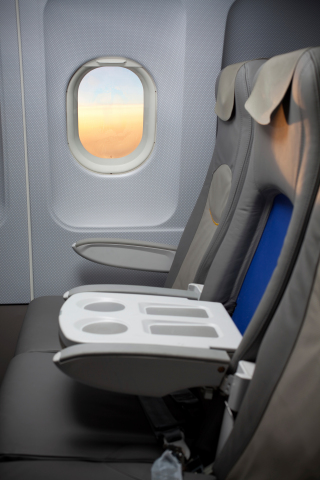 Bostik aerospace bonding solutions: Interior panels, decorative laminates, attachment adhesives and insulation laminations (Photo: Business Wire)