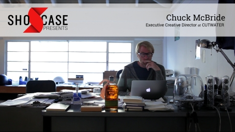 Shocase PRESENTS is an original mini-documentary series that will share insights, perspective and inspiration from the best and the brightest in the marketing sector. First up is Chuck McBride, chief creative officer of Cutwater. (Photo: Business Wire)