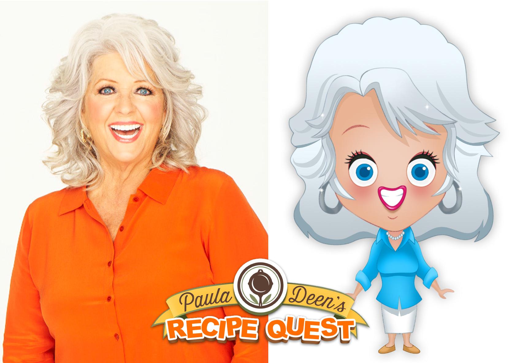 Paula Deen's Recipe Quest (Photo: Business Wire)