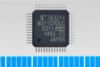 "Toshiba: ARM(R) Cortex(R)-M3-based microcontroller ""TMPM311CHDUG"" for smart meters. (Photo: Business Wire)"