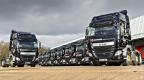 Euro 6 compliant tractors. (Photo: Business Wire)