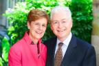 Mindy and Gene Stein (Photo: Business Wire)