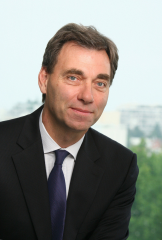Ghislain Lescuyer, Chairman of the Management Board, Saft (Photo: Business Wire)