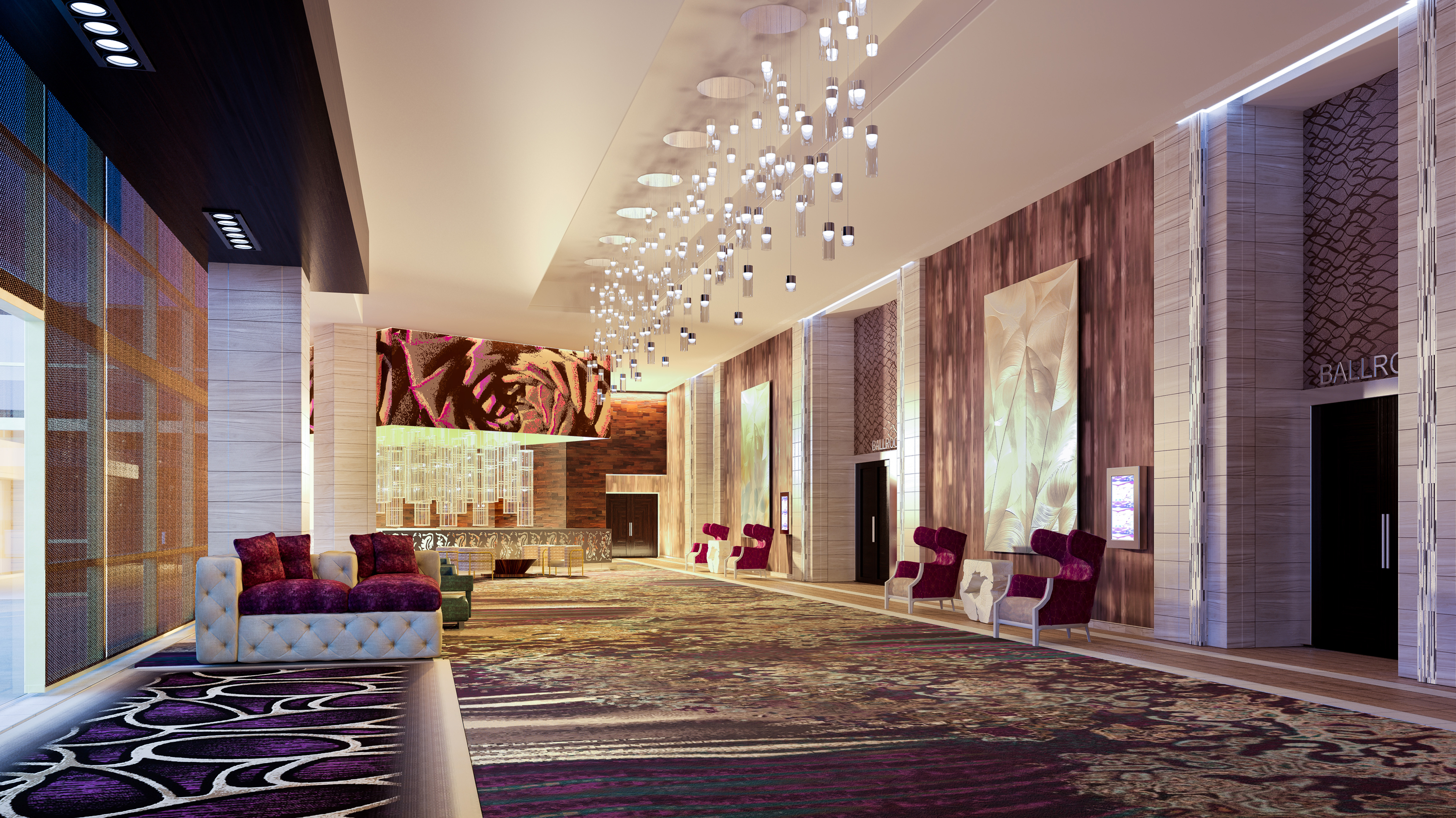 New Viejas Hotel Tower (Photo: Business Wire)