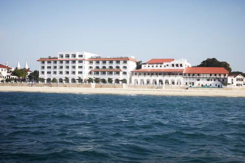 Park Hyatt Zanzibar is the 36th Park Hyatt hotel worldwide and the first Hyatt hotel in Zanzibar (Ph ...