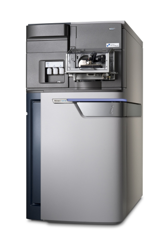 The Waters Full Spectrum Molecular Imaging System pinpoints, with greater specificity, the distribut ...