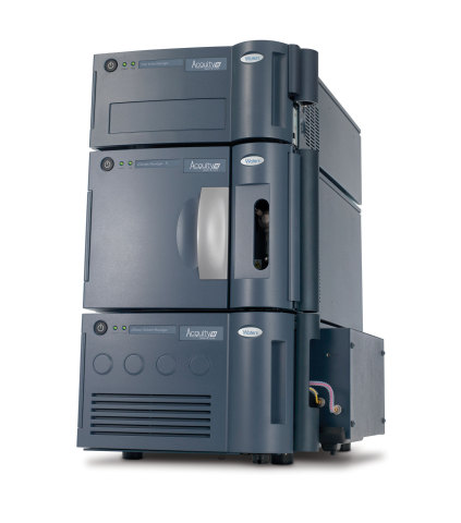 The Waters ACQUITY UPLC System is acclaimed for its enhanced speed, resolution and sensitivity, while also improving the quality of results. By outperforming traditional or optimized HPLC, the ACQUITY UPLC System allows chromatographers to work at higher efficiencies with a much wider range of linear velocities, flow rates, and backpressures. (Photo: Business Wire)