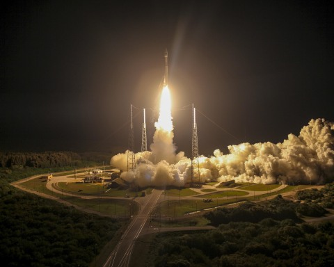 Orbital ATK, Inc., a global leader in aerospace and defense technologies, provided critical hardware ...