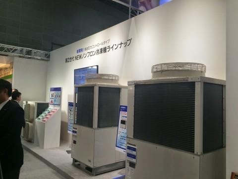 不含CFC的冷凍系統(照片:美國商業資訊)