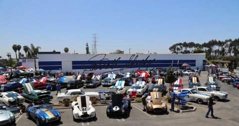 Carroll Shelby Tribute and Car Show (Photo: Business Wire)