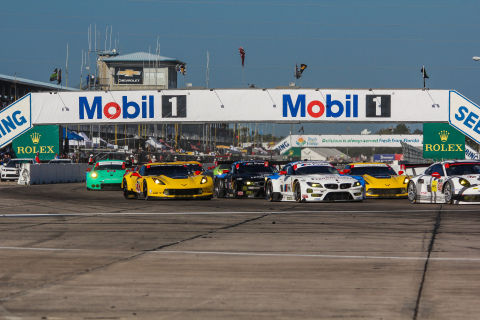 ExxonMobil is celebrating 20 years as the title sponsor of the Mobil 1™ Twelve Hours of Sebring, the ...