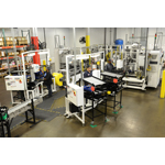 The automated slack adjuster assembly cell at Accuride's Rockford, Ill., facility has significantly improved quality processes and metrics for the company's Gunite(R) standard and Gunite(R) 2000 ASA slack adjusters. This led Accuride to raise warranty coverage on these products to new industry-best levels. (Photo: Business Wire)