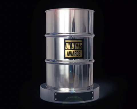 Oil & Gas Awards Trophy (Photo: Business Wire)