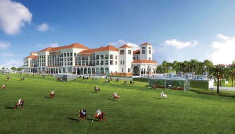 The St. Regis Dubai Al Habtoor Polo Resort & Club (Photo: Business Wire)
