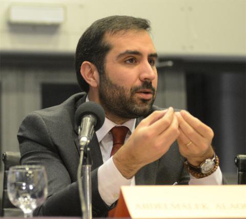Abdelmalek Alaoui (Photo: Business Wire)