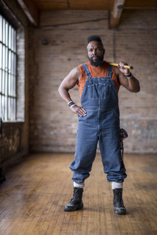 Mr. T stars in DIY Network's I Pity the Tool (Photo: Business Wire)