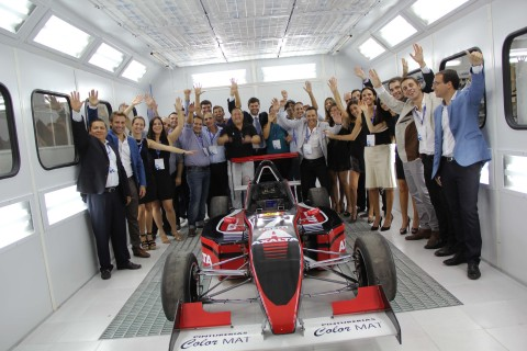 Axalta and APTA Join Forces to Open First Integral Training Center in Buenos Aires (Photo: Business  ...