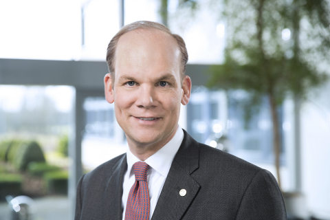 """In view of the positive development in 2014, Patrick Sostmann, Spokesman of Board of LR, sees a lot of good signs for the future. """"In 2014, LR was again able to sustain its growth in local currency and recorded a significant increase in sales at constant foreign exchange rates."""" (Photo: Business Wire)"""