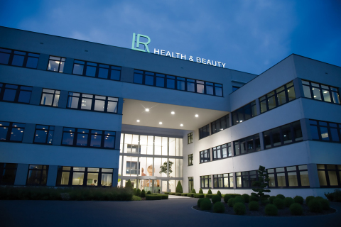 """Under the motto """"More quality for your life?, the LR Group with headquarters in Ahlen/Westphalia pro ..."""