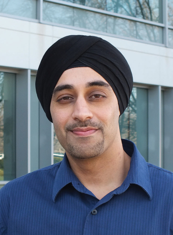 Sumeet Singh is vice president of Asset and Risk Management within PG&E's Gas Operations. (Photo: Bu ...