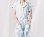 An example of majotae apparel: Keita Maruyama's dress (Photo: Business Wire)