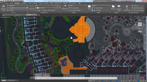 AutoCAD 2016 helps design every detail with rich visual accuracy. (Graphic: Business Wire)