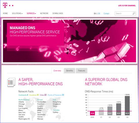 ICSSのコンテンツ配信サービス用の新しいウェブサイト(写真:ビジネスワイヤ)