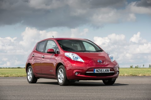 Nissan LEAF (Photo: Business Wire)
