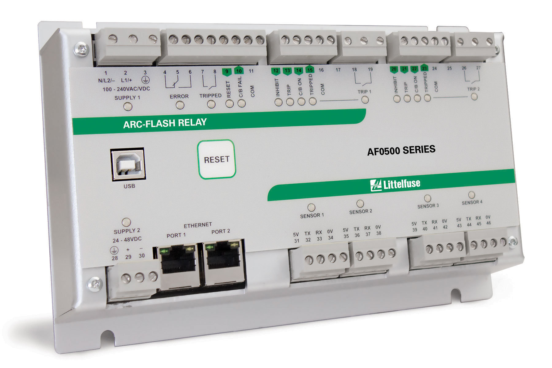 New Littelfuse Arc-Flash Relay Delivers Design Flexibility for Arc ...