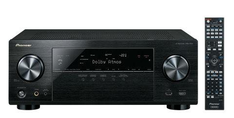 Pioneer Home Entertainment USA VSX-1130 AV Receiver (Photo: Business Wire)