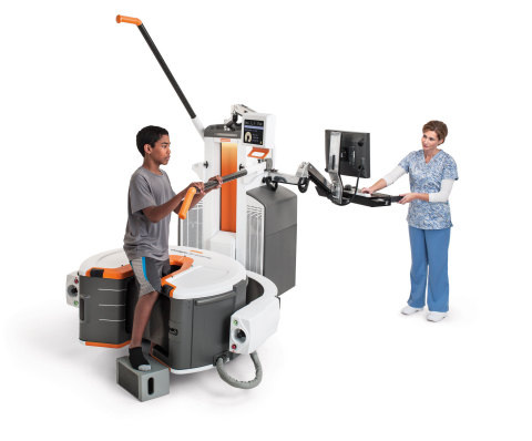 Carestream is partnering with leading orthopaedic and sports medicine specialists to develop a new cone beam CT imaging system (not available for commercial sale) for capturing images of patient extremities including knees, legs, feet, arms and hands. (Photo: Business Wire)