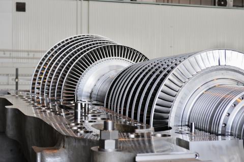 Steam Turbine (Image)(Photo: Business Wire)