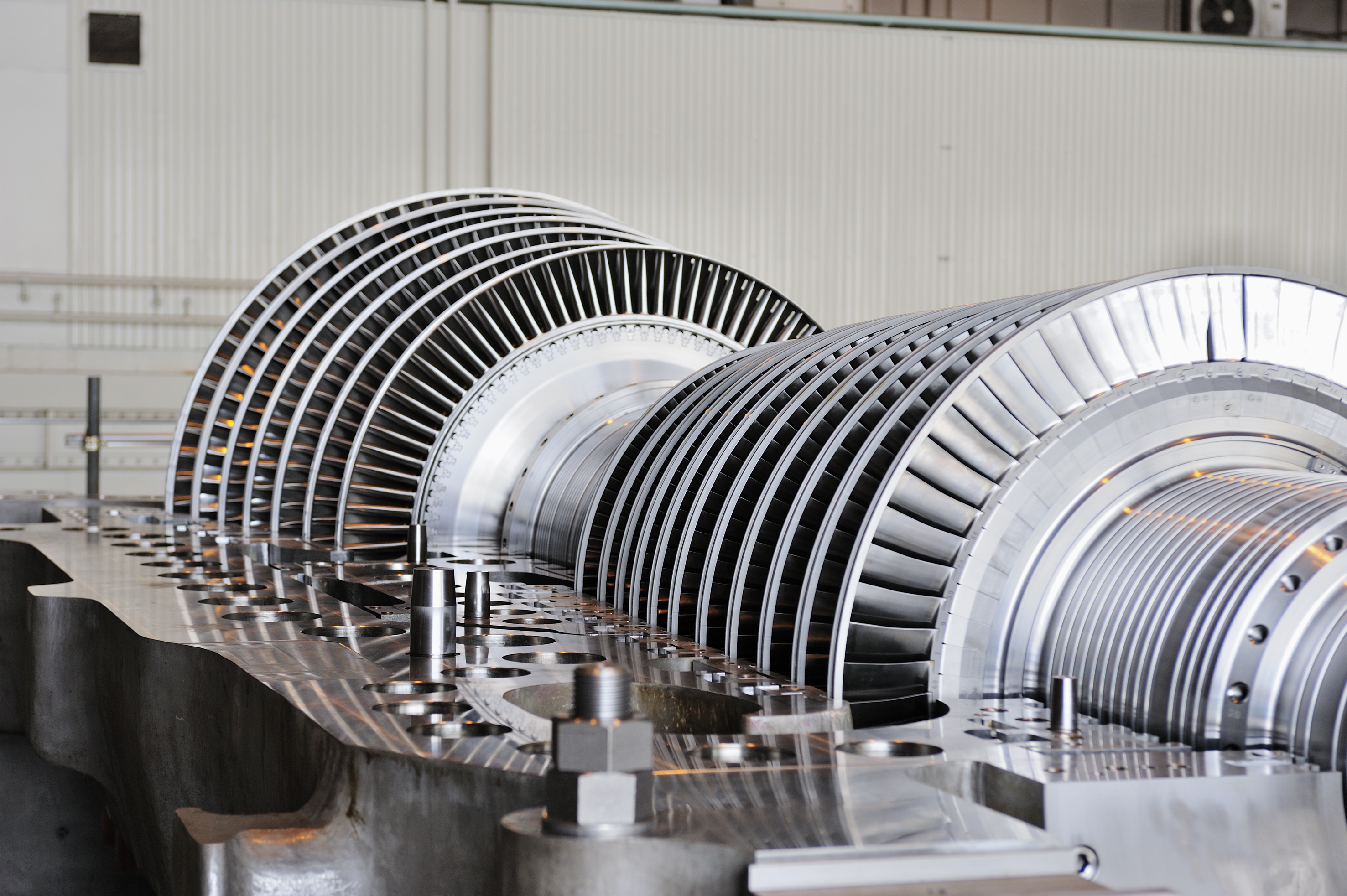 Toshiba Receives Order to Supply Steam Turbine and Generator for