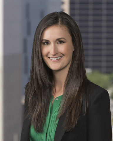 Bonnie Dye has joined McGlinchey Stafford as an Associate in the New Orleans office primarily focusing on bankruptcy litigation, consumer financial services litigation and general commercial litigation. (Photo: Business Wire)