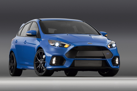 The all-new Ford Focus RS is a high-performance road car that pioneers the innovative Ford Performan ...