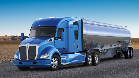 Kenworth Launches 76 Inch Mid Roof Sleeper Finances