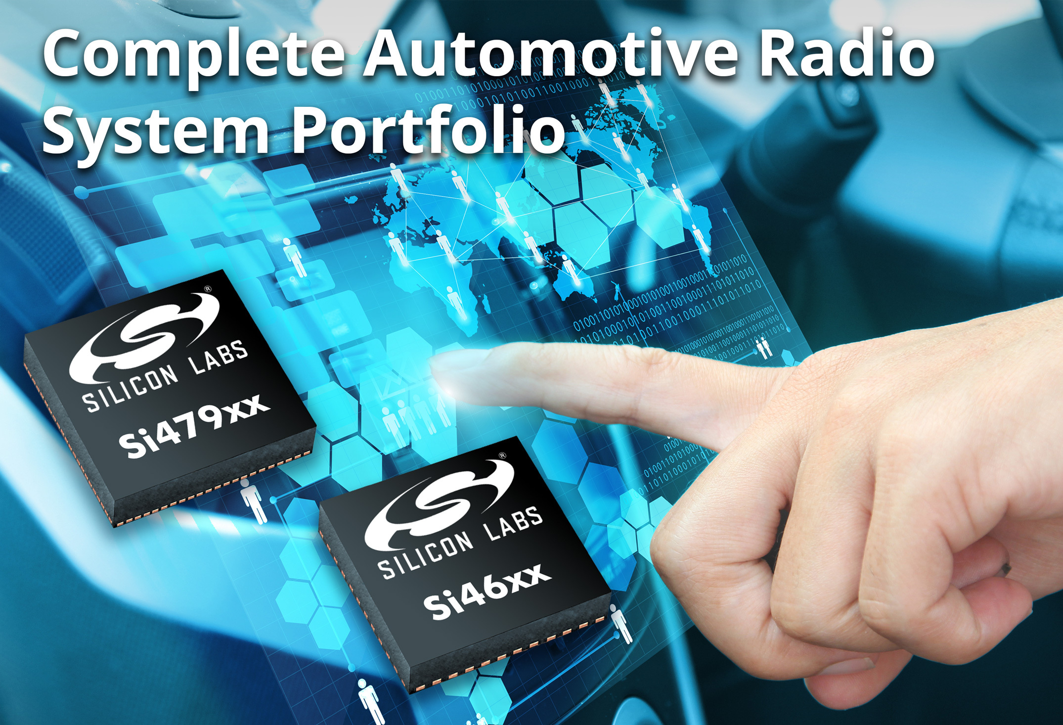 Silicon Labs Pumps Up the Volume for Automotive Infotainment with ...