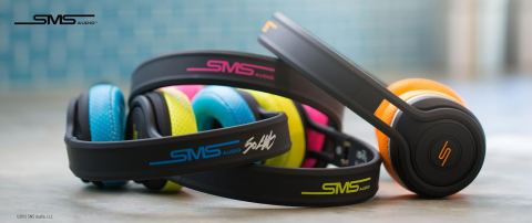 SMS Audio™ On-Ear Sport Headphones (Photo: Business Wire)