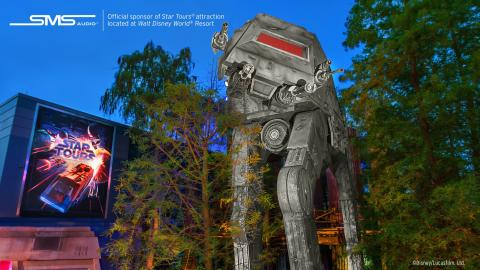 Official sponsor of Star Tours® attraction located at Walt Disney World® Resort (Photo: Business Wire)