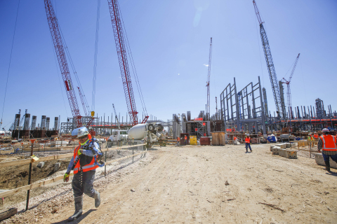 ExxonMobil says U.S. chemical industry export capacity will increase as planned expansions move forw ...