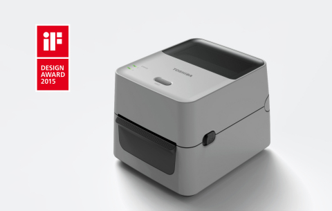 B-FV4D is the compact yet rugged and easy-to-use desktop label printer. (Photo: Business Wire)