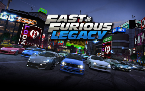 Kabam's Fast & Furious: Legacy mobile game. (Photo: Business Wire)