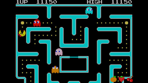 Namco Museum features five arcade games that will make you reminisce about the old days: Ms. PAC-MAN, Galaxian, Galaga, Pole Position and Dig Dug. (Photo: Business Wire)