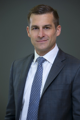 David Burnett, head of Northern Trust Hedge Fund Services in Europe, Middle East and Africa (Photo: Business Wire)