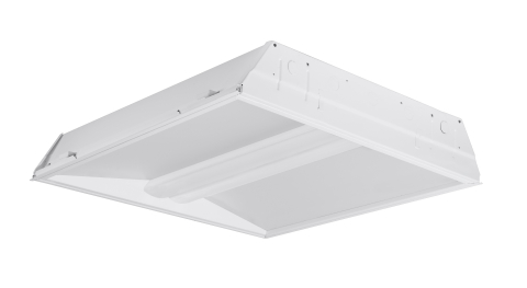 Columbia Lighting's RLA is an LED recessed architectural luminaire is an excellent choice for savings without sacrificing function. (Business Wire: Photo)