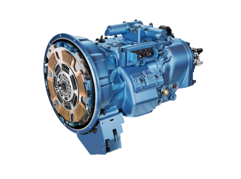 Eaton Fuller Advantage(R) Series transmission (Photo: Business Wire)