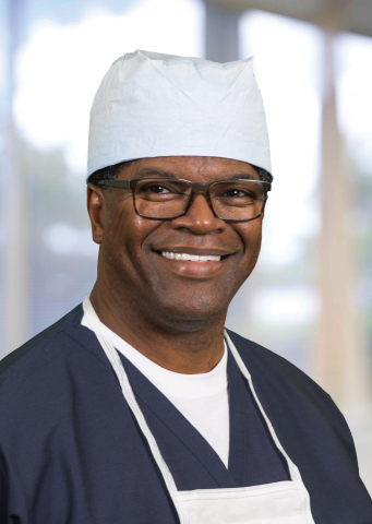 Neurosurgeon Dr. Reginald Davis, M.D., F.A.C.S., Joins Laser Spine Institute (Photo: Business Wire)