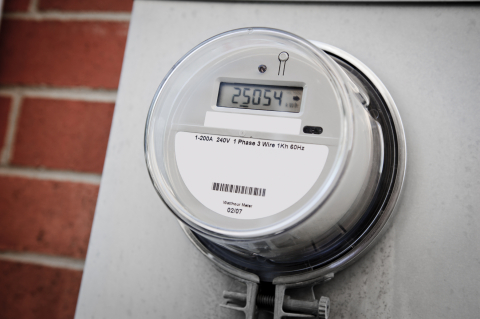 Smart Energy Meter (C)KennethCheung @Saft  (Photo: Business Wire)