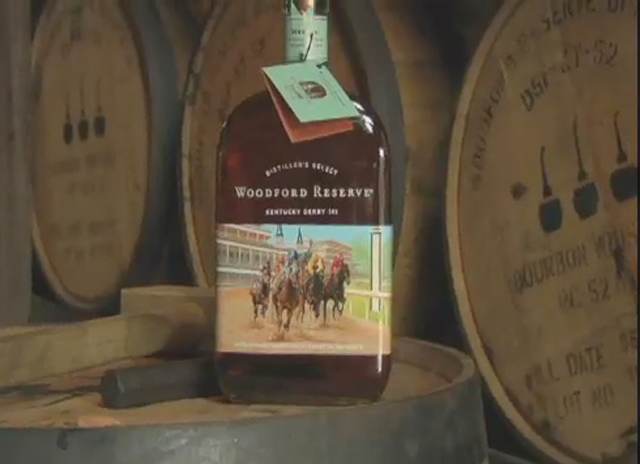 Woodford Reserve® Bourbon Releases 2015 Kentucky Derby® Bottle
